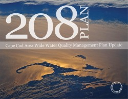Cover of the Section 208 Area Wide Water Quality Management Plan Update for Cape Cod