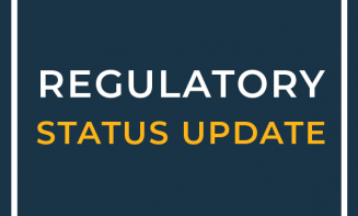 Regulatory Status Update 2