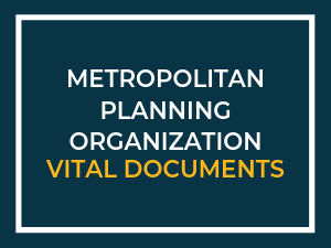 Cape Cod Metropolitan Planning Organization Vital Documents